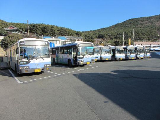 太宗臺正門巴士終點站巴士路線