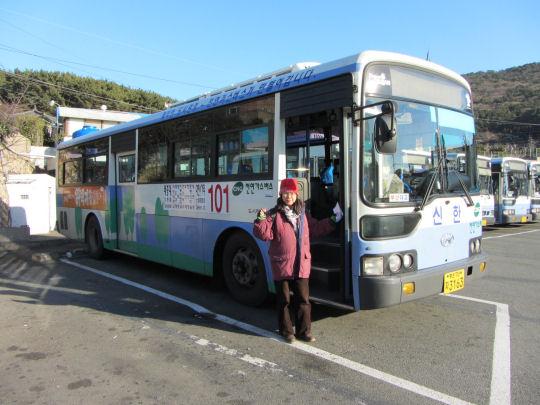太宗臺正門巴士終點站101號巴士