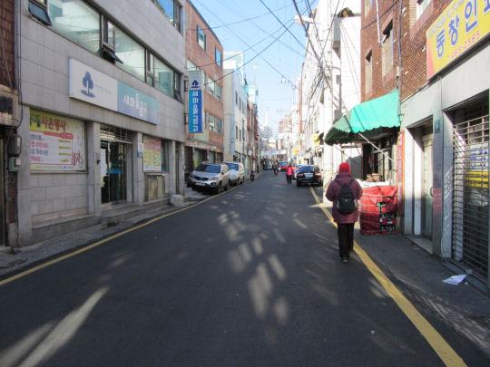釜山40階梯