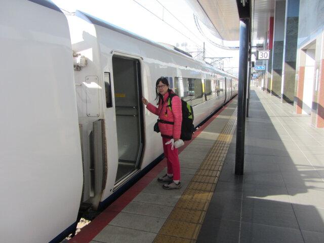 京都駅往關西國際機場 關空特急列車 HARUKA 號