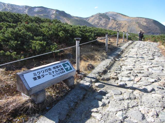 みくりが池周遊コース (御庫裏池回遊路)步道