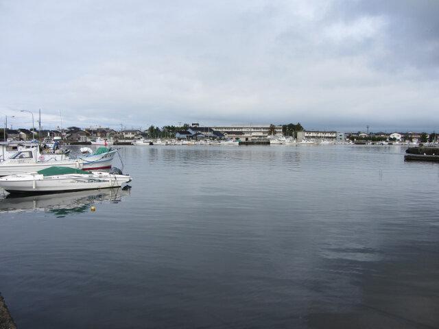 黑部漁港優美風光