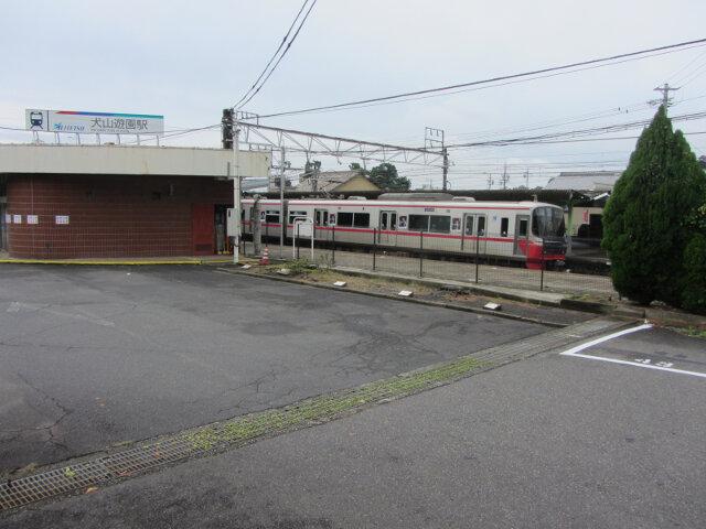 犬山遊園駅東面出口