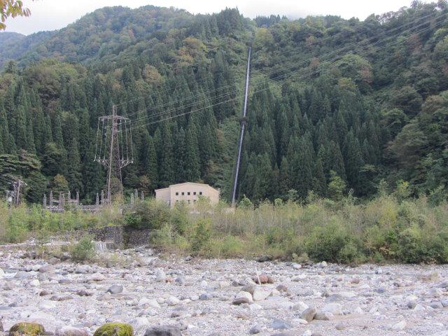 立山町.千壽之原綠地公園 水力發電廠