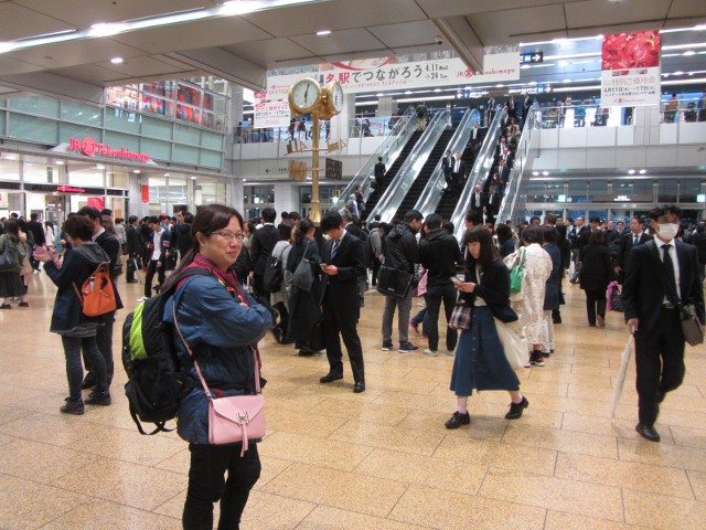 名古屋站櫻通口
