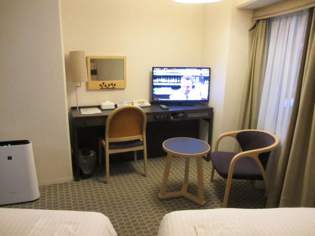 名古屋站前萬寶龍酒店 寬敞舒適房間