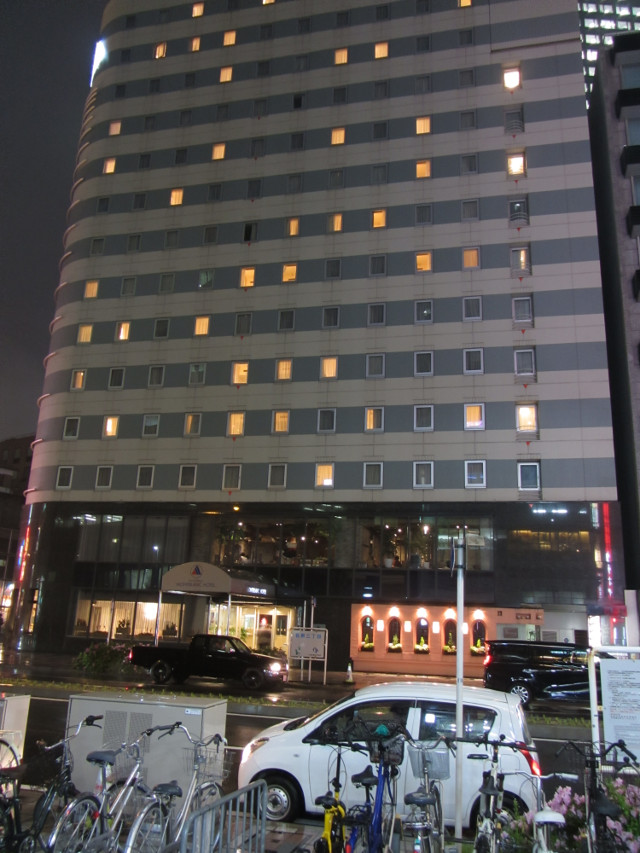 名古屋站前萬寶龍酒店