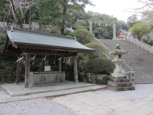宇和島市和靈公園、和靈神社