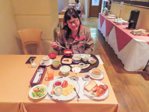 諫早市 川柳 L & L 飯店 (L and L Hotel Senryu) 早餐