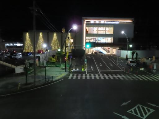 島原鐵道 諫早駅