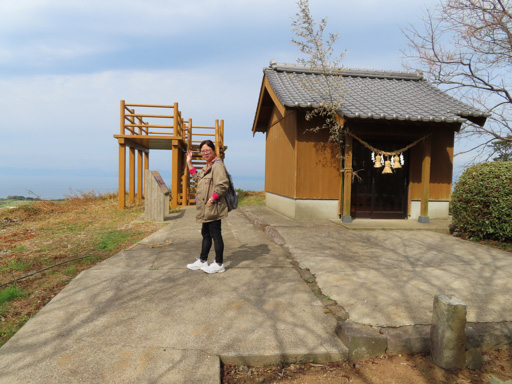 南串山棚畑展望台