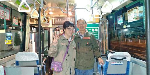 長崎空港 (長崎國際機場) 往市區巴士
