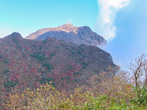 妙見岳展望台 平成新山