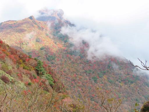 妙見岳 - 普賢岳 登山路 普賢岳及平成新山