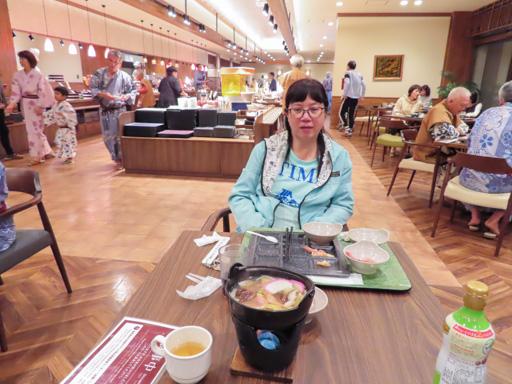 湯快リゾート 雲仙温泉 雲仙東洋館 豐盛晚餐
