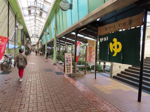 島原市 一番街アーケード商店街