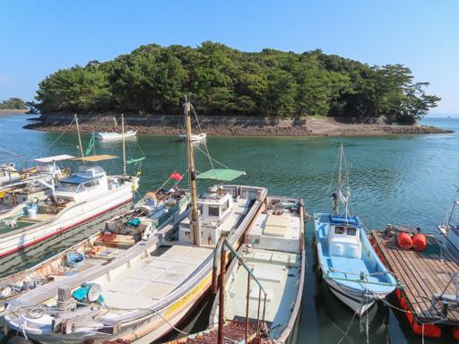 島原漁港、九十九島