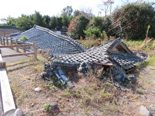 島原土石流被災家屋保存公園