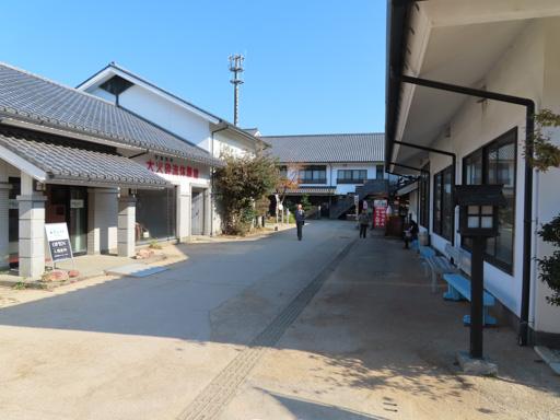 島原土石流被災家屋保存公園 — 道之駅