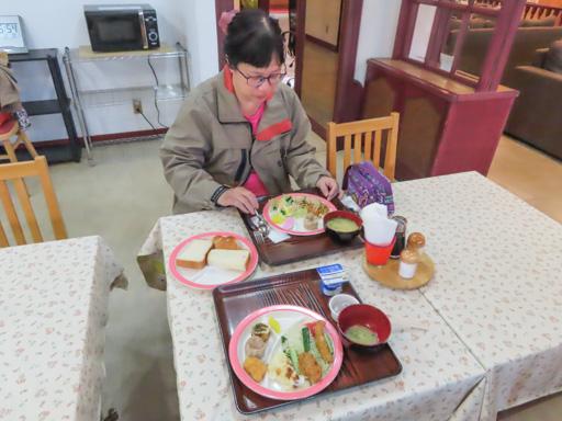 島原車站飯店 自助早餐