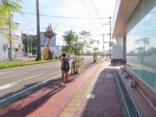 島原港駅 步行到 島原外港