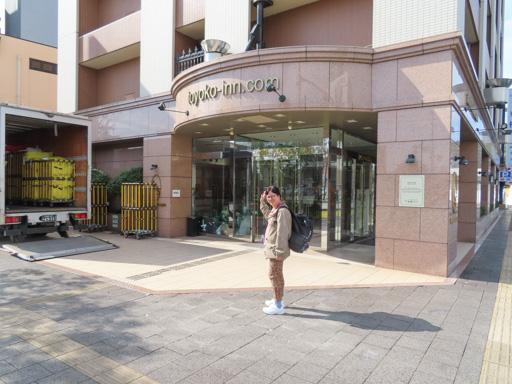 東橫INN 熊本站前