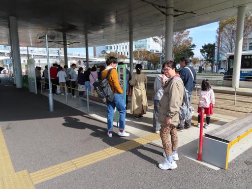 熊本路面電車‧ 熊本駅前站