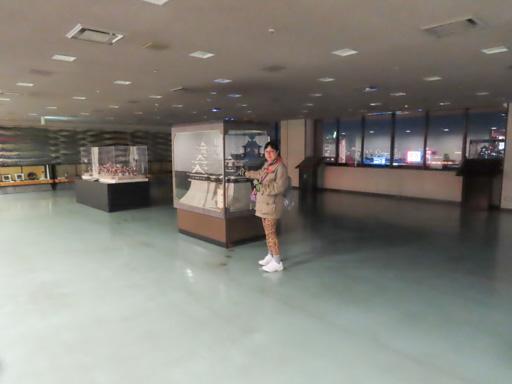 熊本市役所14F展望台