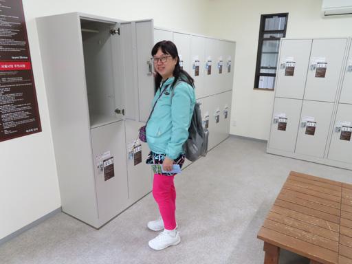 熊本市 水前寺成趣園 置物櫃‧置物箱