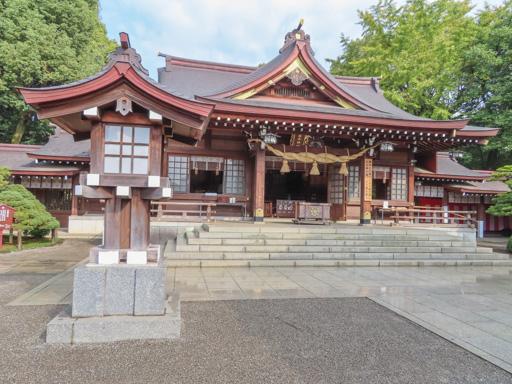 熊本市 水前寺成趣園‧出水神社