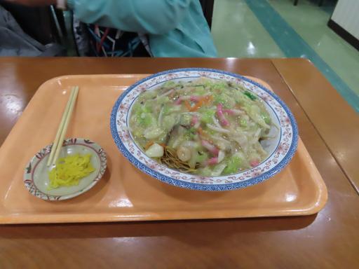 熊本市役所 亀井ランチ 地下食堂