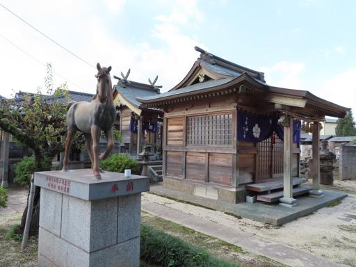 熊本市下馬神社