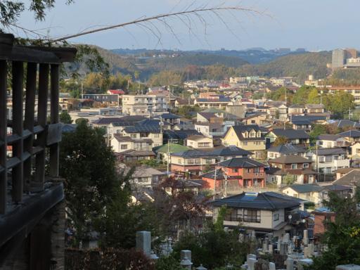 熊本市‧本妙寺‧眺望熊本市