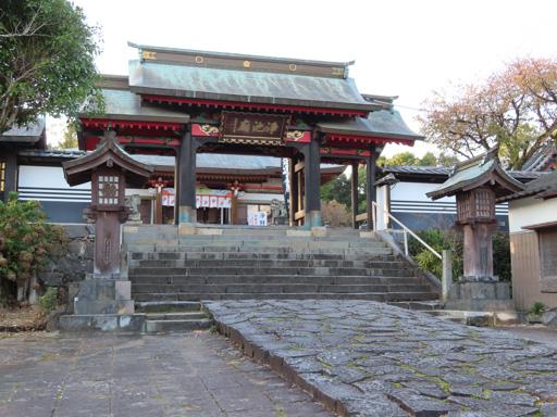 熊本市‧本妙寺‧淨池廟 加藤清正墓地