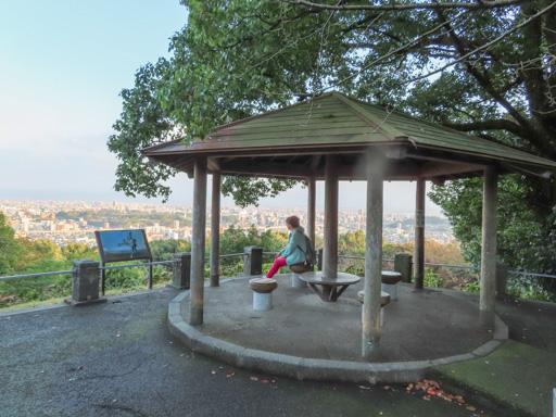 熊本市‧本妙寺展望台