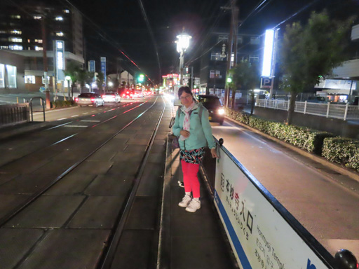 熊本市‧本妙寺入口駅