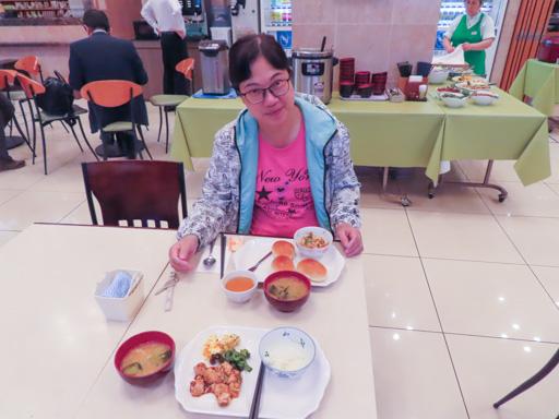 熊本東橫 INN 熊本站前 早餐