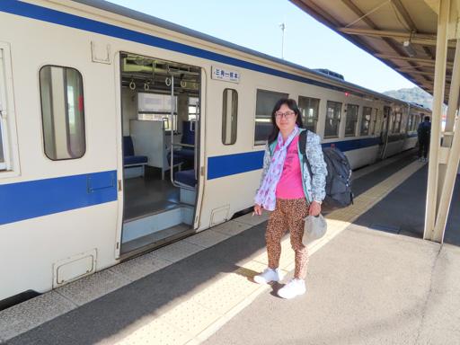 熊本 三角駅