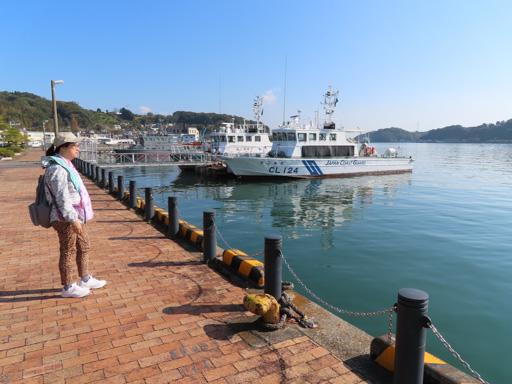 熊本三角港 (三角漁港)