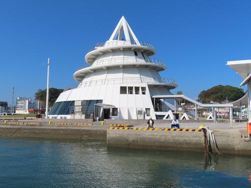 熊本三角港‧海之金字塔