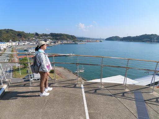 熊本三角港‧海之金字塔 眺望