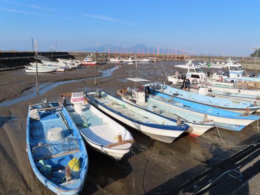 長部田漁港