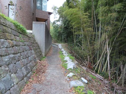 三角岳、天翔台登山口