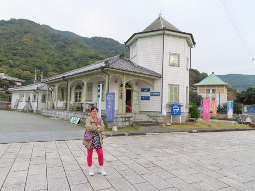 三角西港・ムルドルハウス(宇城市物産館)