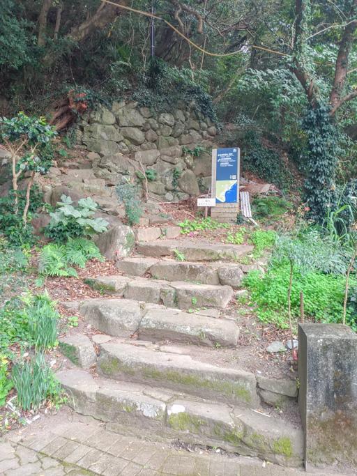 三角岳 海技學院登山口