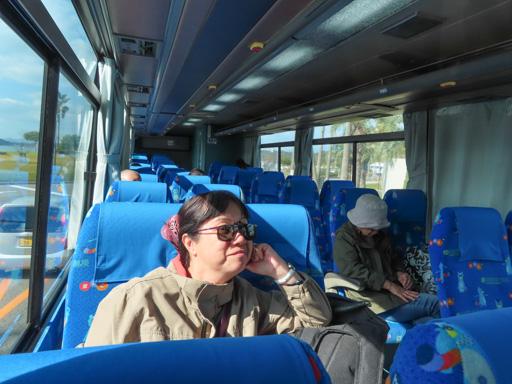 上天草 さんぱーる 乘巴士往 上島‧松島