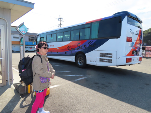 天草諸島‧上島 松島巴士站