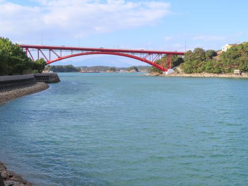 上天草‧上島‧松島橋