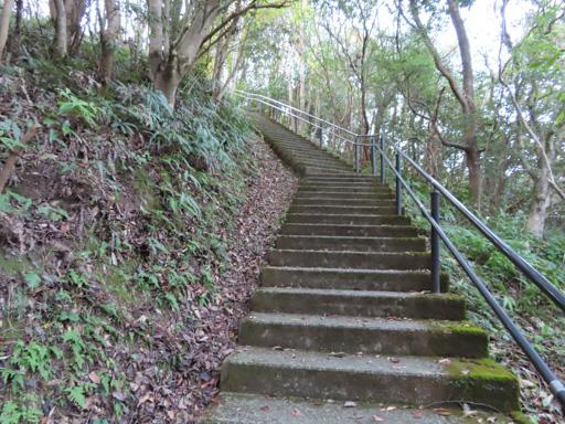 步行上 上天草 高舞登山展望所