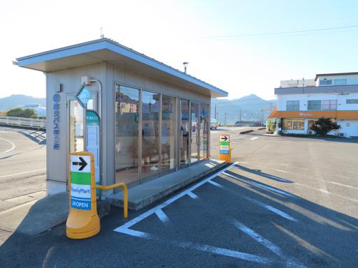 天草上島 松島巴士站